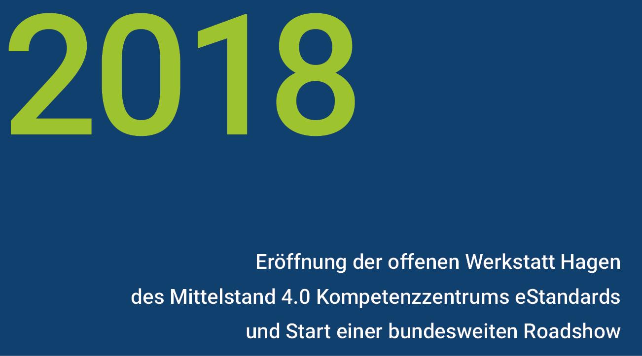 Meilensteine - wisnet 2018