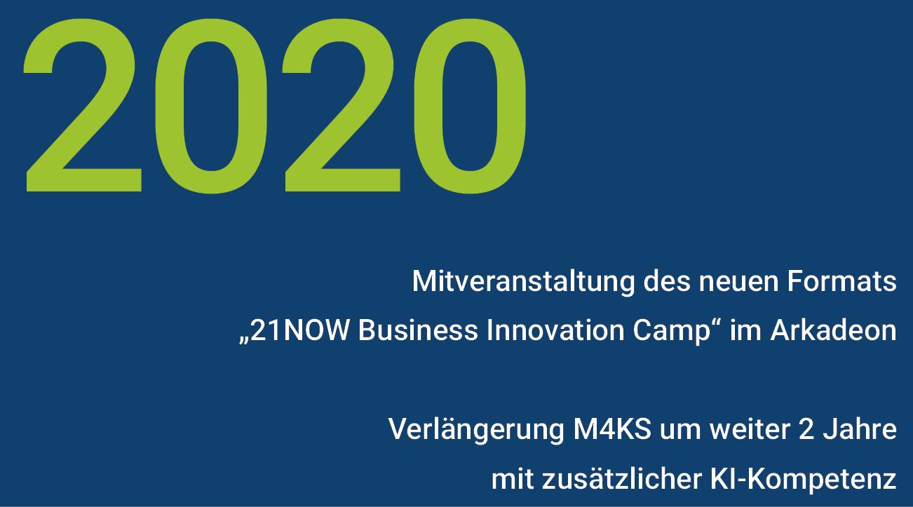 Meilensteine - wisnet 2020