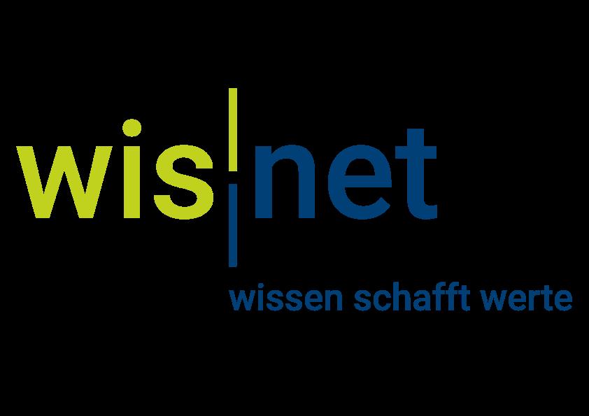 wisnet e. V. – Wissen schafft Werte Logo