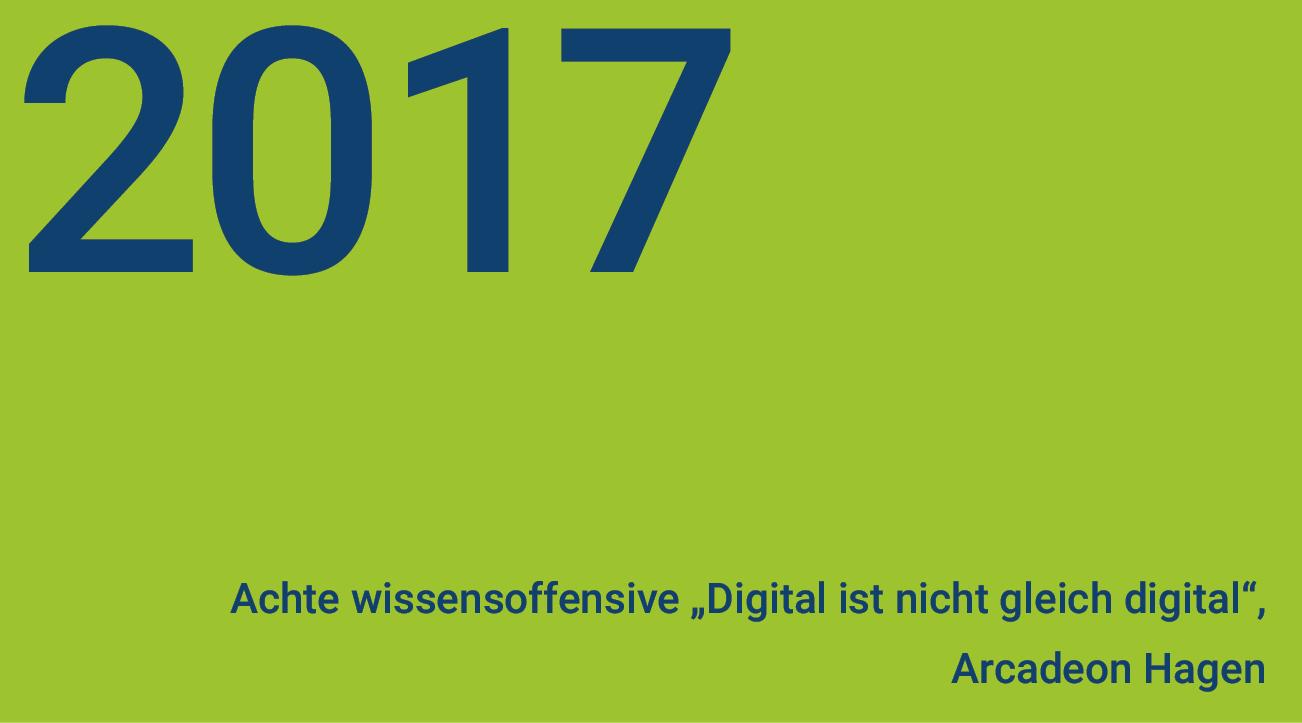 wissensoffensive 2017