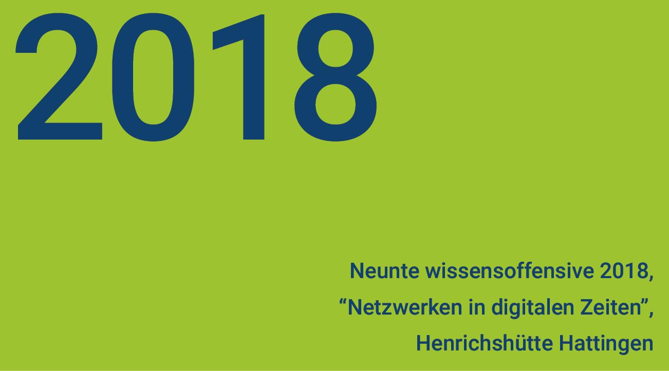 wissensoffensive 2018